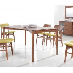 Étkezőasztal Dió Bútorok Bútorok Halmar